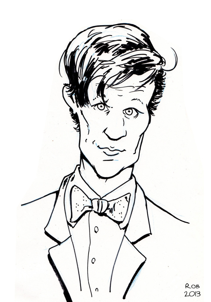 Matt Smith I'm very happy with. Glad it started well.