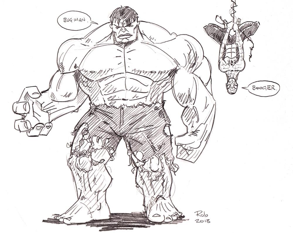 Hulk_Spidey