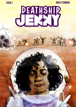 Deathship Jenny – Issue 1
