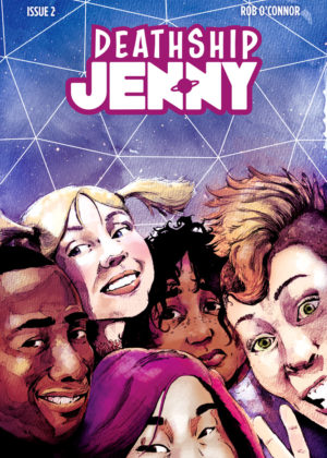 Deathship Jenny – Issue 2