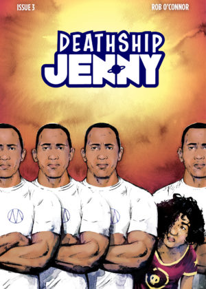 Deathship Jenny – Issue 3