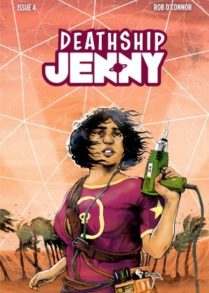 Deathship Jenny – Issue 4