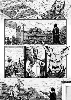 Killeroo: Gangwars Anthology