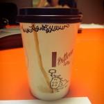 Coffee Bean Thor.