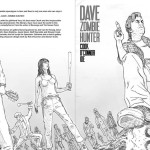 Dave: Cover pencils