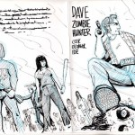 Dave: Cover concept