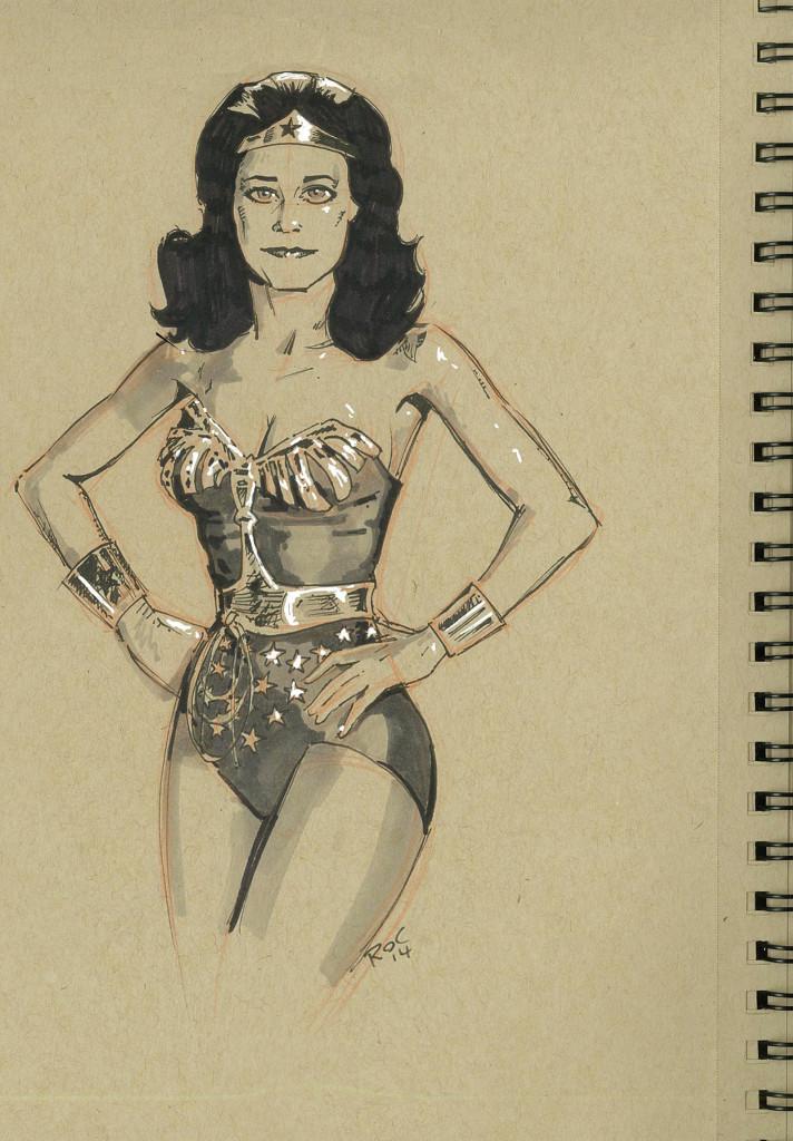 Gold Coast Supanova – Sketches