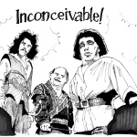 Indigo, Vizzini and Fezzik